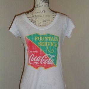 Coca Cola Vintage Tshirt